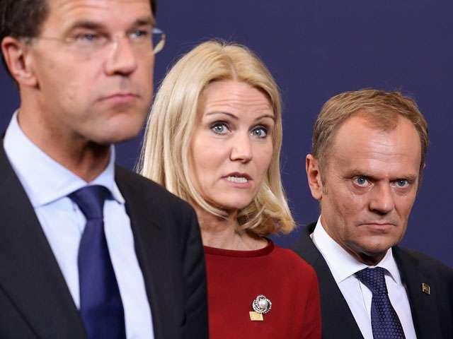 Антироссийские фальшивки НАТО взволновали саммит ЕС