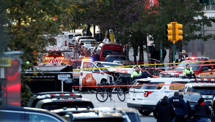 Дональд Трамп назвал исполнителя теракта в Нью-Йорке невменяемым