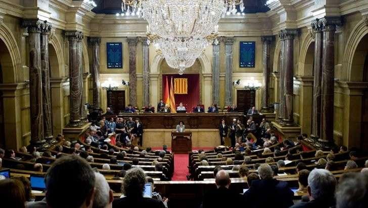 Конституционный суд Испании разорвал резолюцию о независимости Каталонии