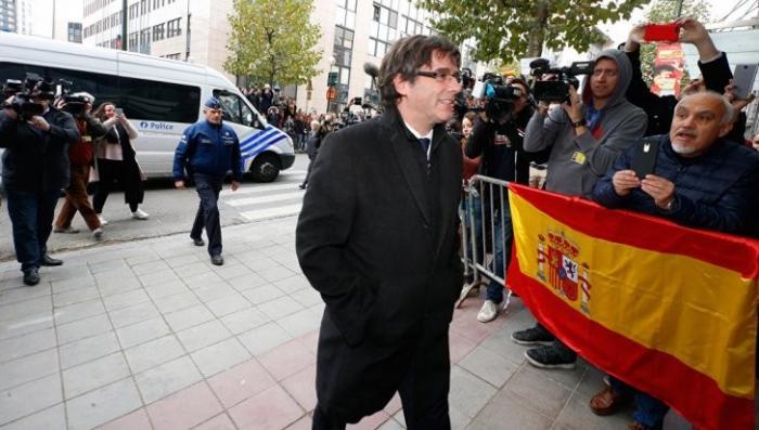 ПучДемон не вернулся в Каталонию из Брюсселя