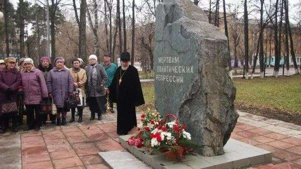 Москва, стена скорби: кто были те «невинные» жертвы политических репрессий?