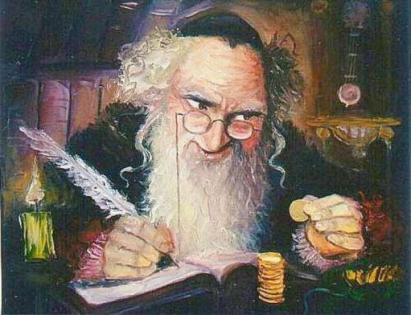 Жадные евреи-ростовщики из Совкомбанка