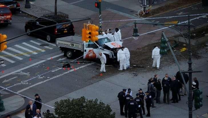 Теракт в Нью-Йорке: террорист оставил записку о преданности ИГИЛ – ЦРУ