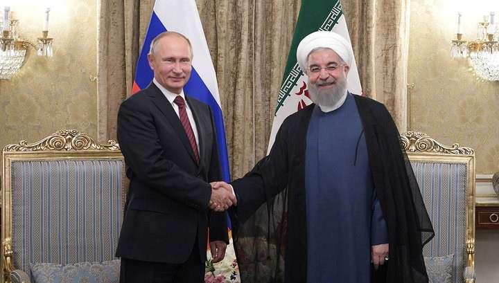 Владимир Путин прибыл в Тегеран на трехсторонний саммит Россия – Иран – Азербайджан