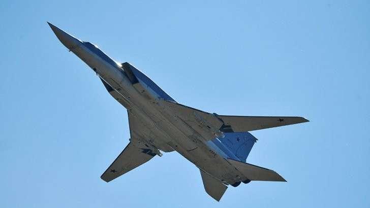 Бомбардировщики ВКС РФ Ту-22М3 нанесли удар по объектам американских наёмников в Сирии