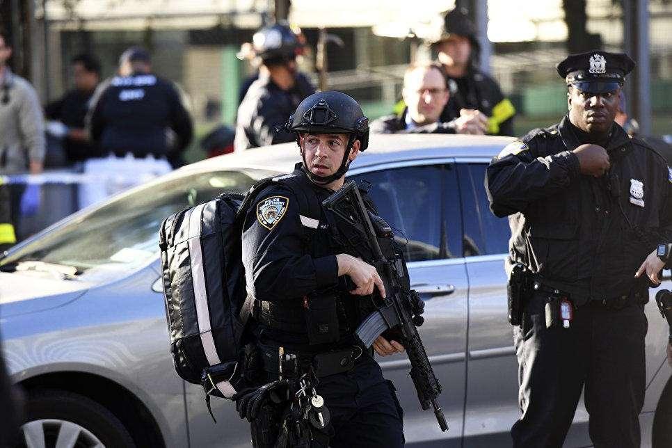 Теракт в Нью-Йорке – задумка американских спецслужб?