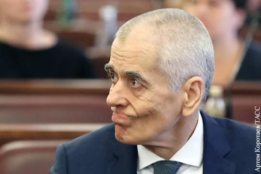 Геннадий Онищенко сказал правду об истинных причинах сбора биоматериала россиян
