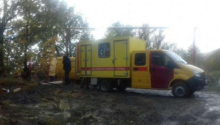 Крым: ФСБ возбудила три уголовных дела из-за диверсий на газопроводе и ЛЭП
