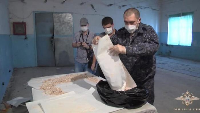 МВД России пресекло крупный канал контрабанды наркотиков из Европы