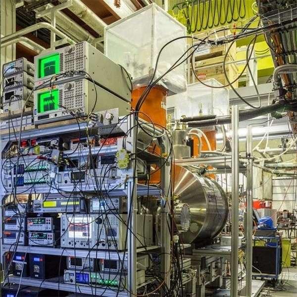 Попильщики бюджета из ЦЕРН: вселенная не должна существовать