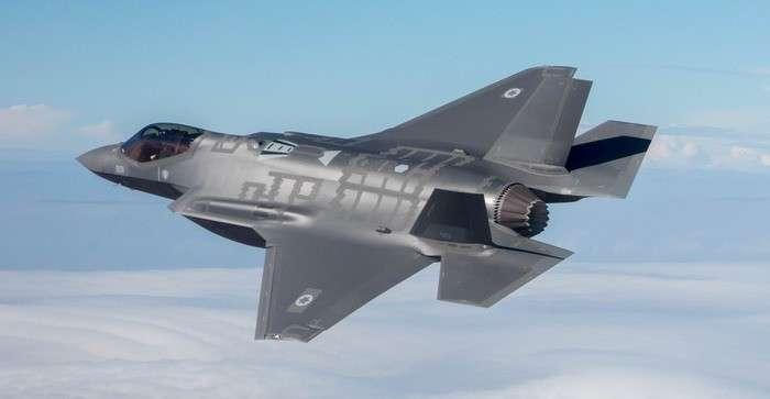 «Суперсовременный» американский истребитель F-35 уже ржавеет