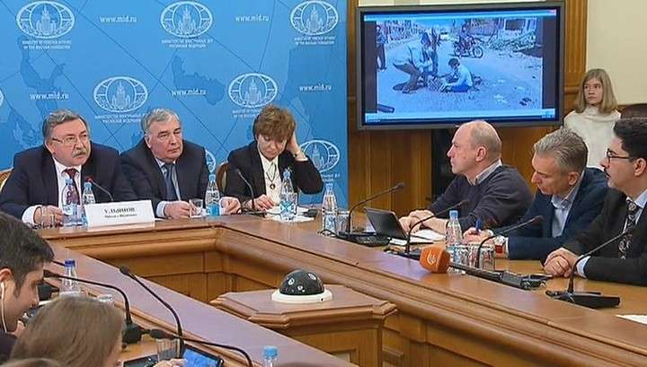 Минобороны России назвало доклад ООН по применению химоружия в Сирии – нелепым
