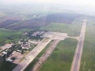 Ополчение ЛНР взяло под свой контроль аэропорт Луганска