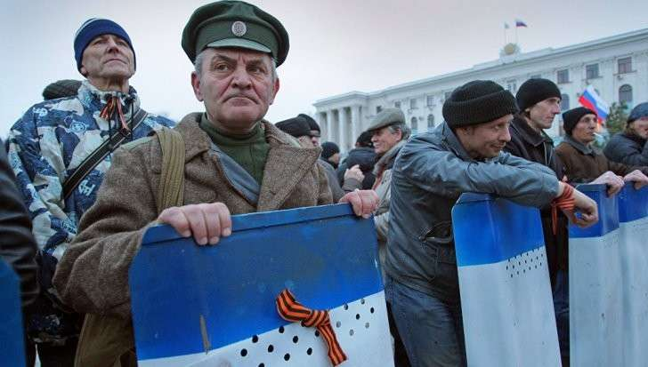 Крым: какую участь укрохунта готовила непокорному полуострову, компрмат