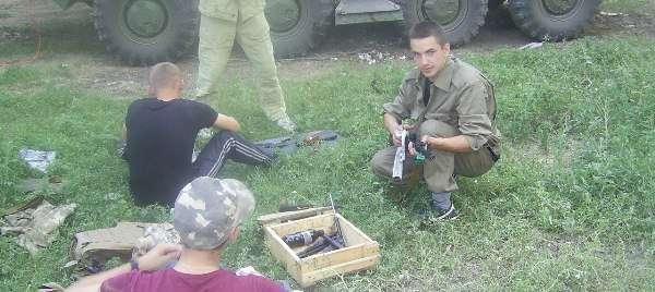 23-летний житель Магнитогорска рассказал как он воюет на юго-востоке Украины на стороне ополченцев