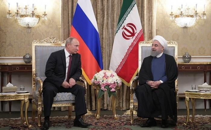 Владимир Путин в Тегеране сделал шах США в ближневосточном регионе