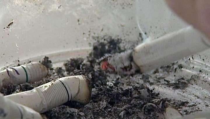 Табачная мафия травит курильщиков не только ацетоном и бензолом