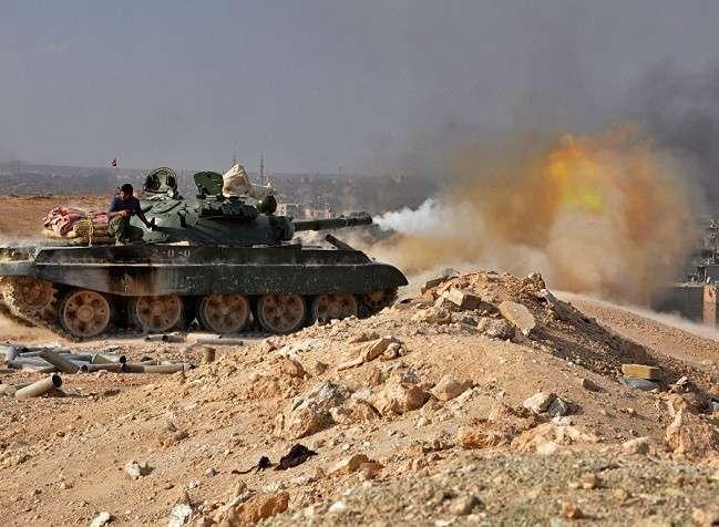 Сирийская армия освободила Дейр эз Зор от наёмников США