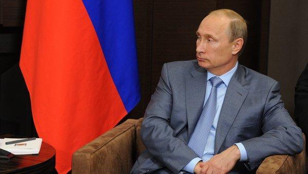 Владимир Путин прибыл в Якутск, где проведёт совещание по Дальнему Востоку