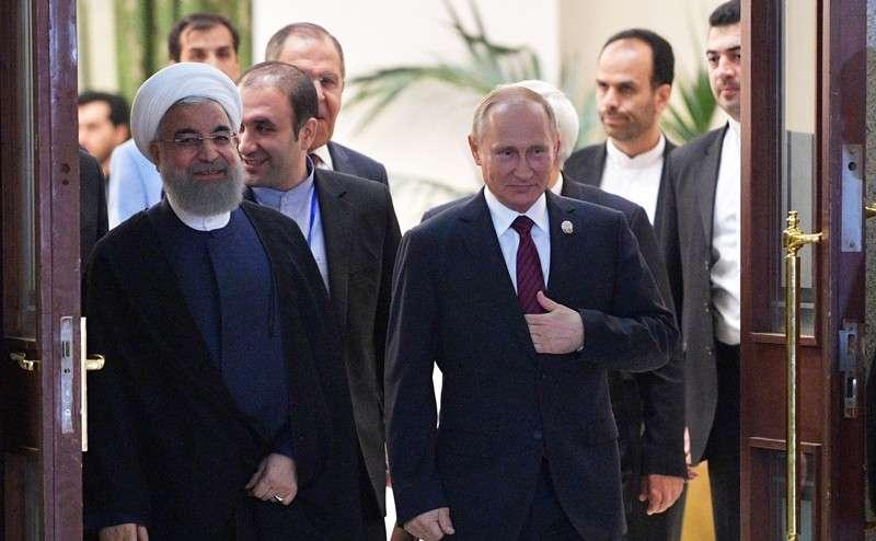 Россия собирает соратников в битве против Америки