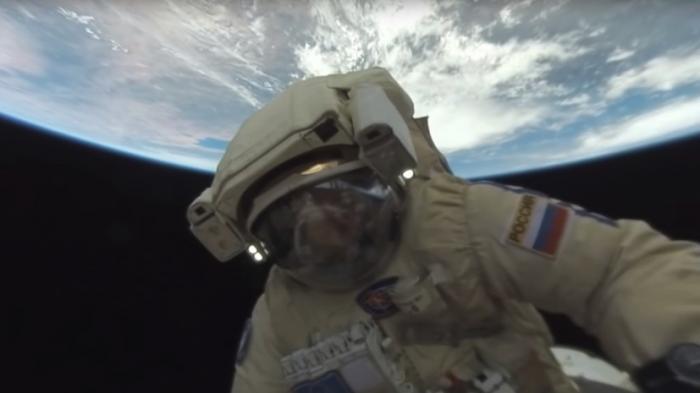 Документальный фильм о покорении космоса – первая в истории панорамная съёмка в космосе