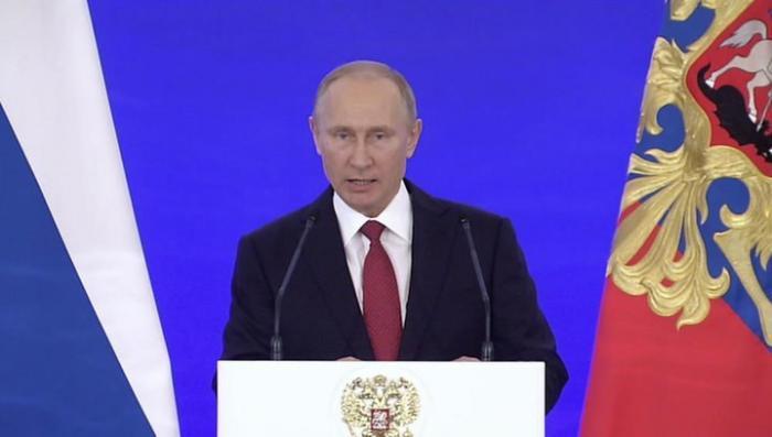 Владимир Путин рассказал об особой внутренней силе русских и других коренных народов