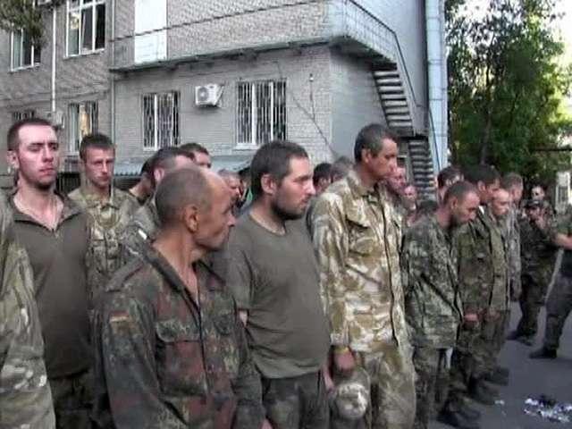 Боевики из батальона «Донбасс»: штаб предал нас и бросил умирать