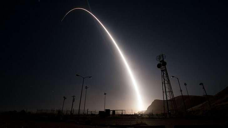 Ракетный удар по Саудовской Аравии в годовщину химической провокации в Сирии