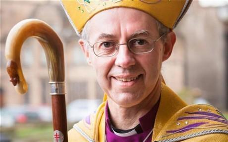 Зачем главпоп англиканской церкви едет в Москву на встречу с главпопом Кириллом?