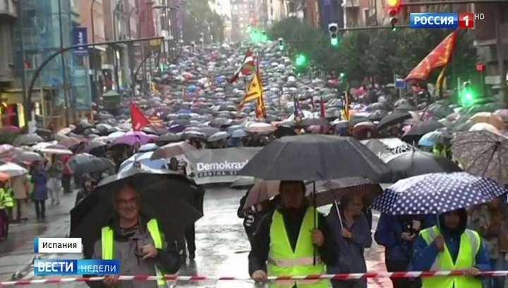 Каталония: катастрофа отложена но не ликвидированна