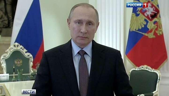 Владимир Путин выразил соболезнования Трампу в связи с терактом в Техасе