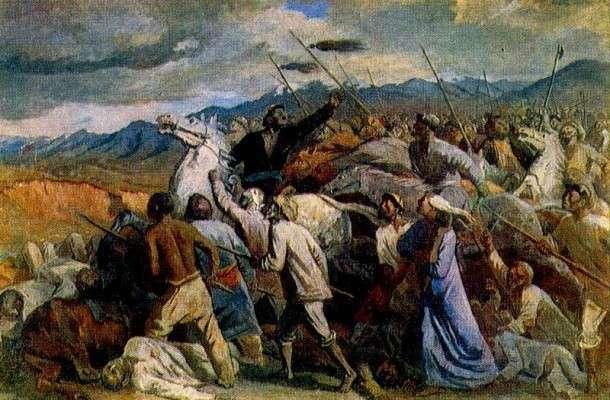 В Киргизии резня русского народа 1916 года стала государственным праздником