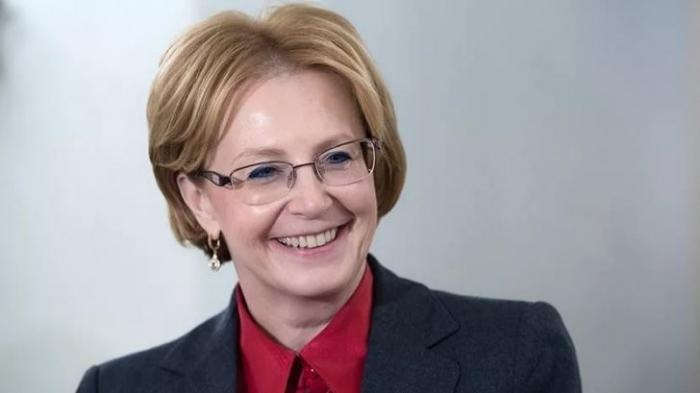 «Министр здравоохранения» Вероника Скворцова, Вам не стыдно???