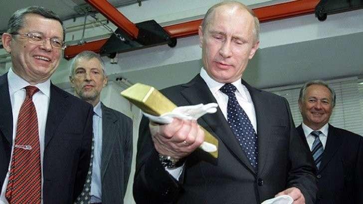 Дедолларизация: Русский план независимости от доллара США, американские эксперты
