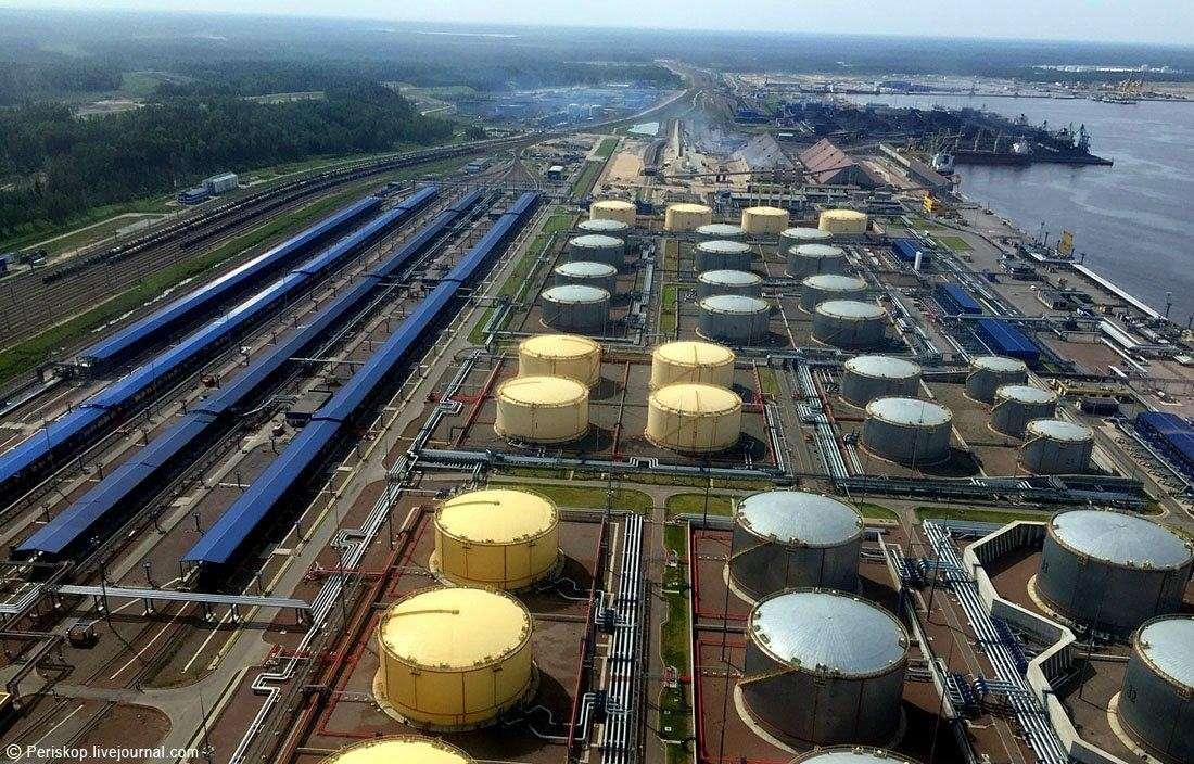 Афера века: США «добывают» «свой» сжиженный газ в Ленинградской области