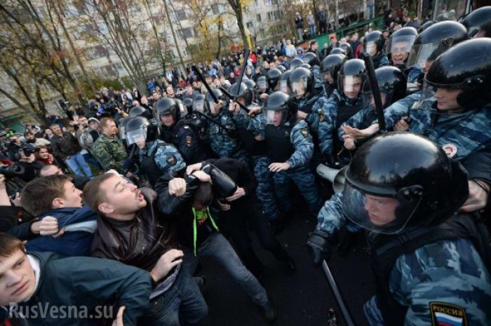 Мальцев: недореволюция в ноябре или подстава своих активистов?