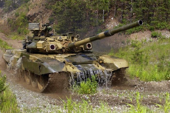 Россия начала поставки танков Т-90С и Т-90СК во Вьетнам