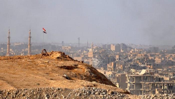 Пострадавшие в Сирии журналисты вернулись на родину
