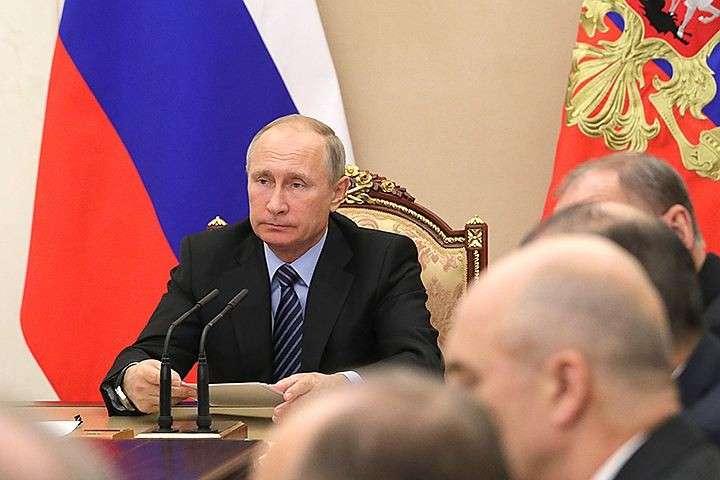 Владимир Путин: растут поставки оружия радикалам, вместо борьбы с ними