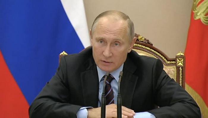 Владимир Путин: горячие точки и зоны конфликтов стали для некоторых выгодным бизнесом