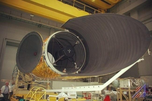 Российские учёные разработали новый способ защиты спутников отметеоритов