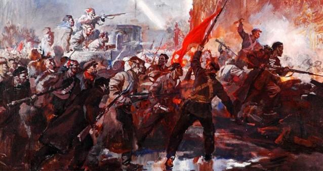 Любая революция – это не заря новой жизни, а закат