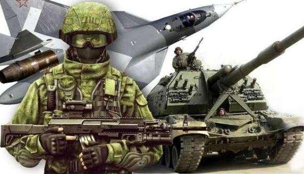 В российской армии доля современного вооружения выросла в четыре раза за пять лет