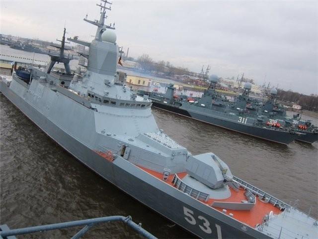 Дмитрий Рогозин: делаем из кораблей небольшого водоизмещения «головорезов»