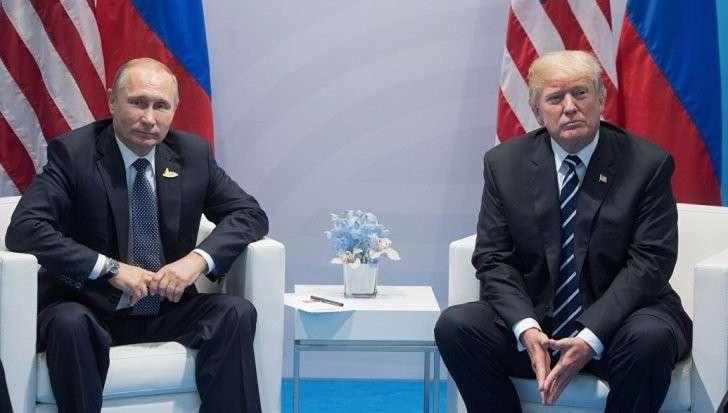 Сергей Лавров сообщил о готовности Владимира Путина встретиться с Дональдом Трампом