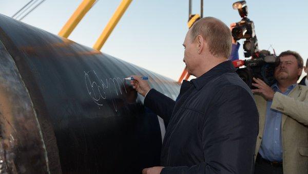 Газпром приступил к строительству газопровода «Сила Сибири»