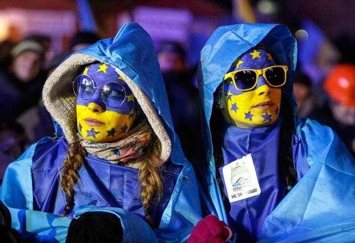 Украина испытала чёрную неблагодарность европейской семьи