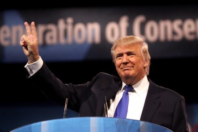 Дональд Трамп на АТР, ближе к новому театру военных действий
