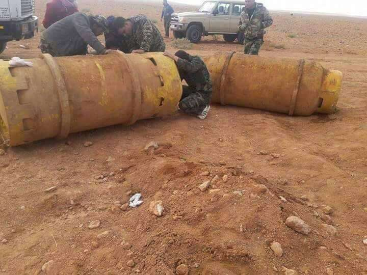Американские наёмники в Сирии повсеместно применяют химоружие, а ООН молчит