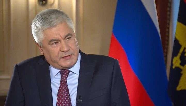 Эксклюзивное интервью Владимира Колокольцева каналу